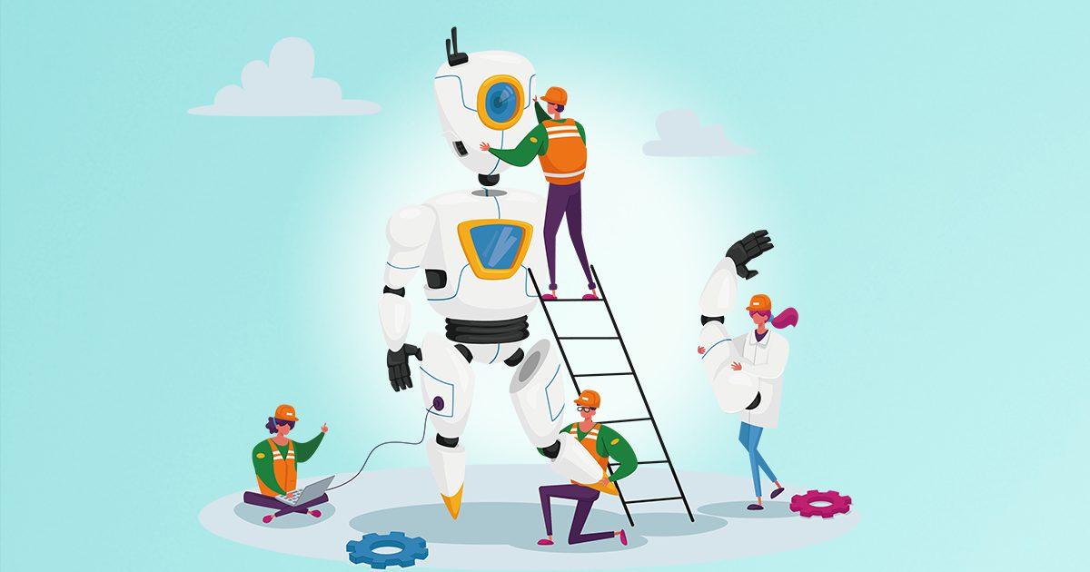 ロボットを動かすオープンソース
